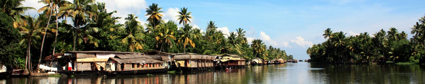 honeymoon packages to alappuzha
