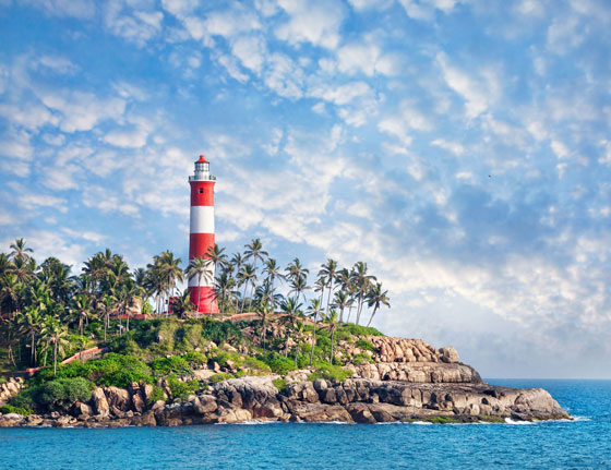 honeymoon packages to kovalam