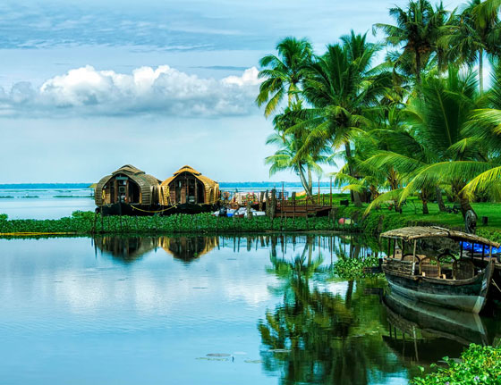 honeymoon packages to kumarakom